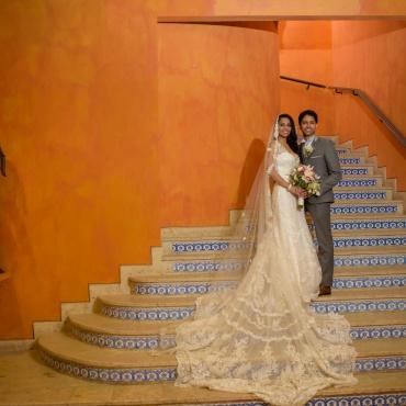 Maria Angelica & Raj – Pedraza Producciones